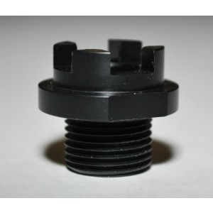 Adapter, Bosch pump to FSHP Filter