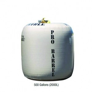 500 gallon Pro Barrel