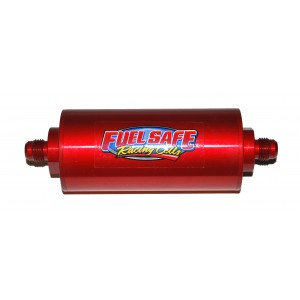 Fuel Filter - 8 AN (Stainless 35 Micron Filter)