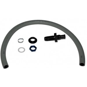 "Fuel Pick-up Kit 3/4"" - 12 AN Includes: 3' of Hose, Hose Clamp, & BHF12KN"