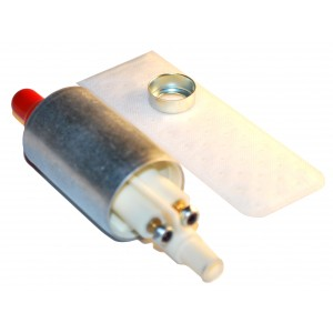 Low pressure in-tank fuel pump • 12 Volt • 4-6 PSI max pressure