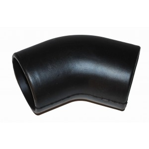 "Rubber Elbow 2.25"" - 45°"