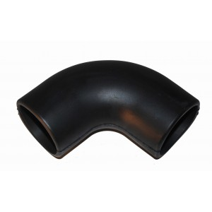"Rubber Elbow 2.25"" - 90°"