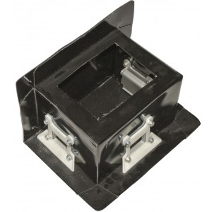 Center Collector with 3 Machined Aluminum Trap Doors (TD150) (Road Course)