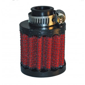 "3/8"" Breather filter, UNI in-line air filter"