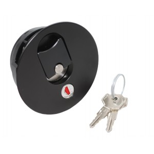 Center Aero 400, Locking, Black, A4LB