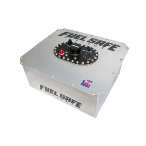 Fuel Safe 12 gallon Aluminum Fuel Cell with Pro Cell Bladder