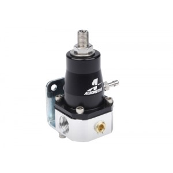 Billet Aluminum EFI Bypass Regulator High Flow Fuel Pump