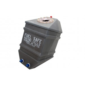 "DC105A, Fuel Safe 5 gallon Drag Race Cell (9"" x 10"" x 18"")"