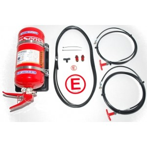 The FSK225-A-SL is a 2.25 liter system