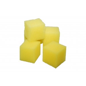 """Foam Block Kit, Cubes Are Roughly 4"""""""