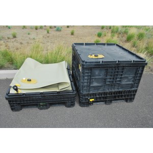 Fuel Crate Hydrocarbon Fuel Containment