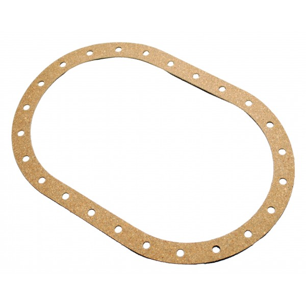 REPLACEMENT FUEL TANK GASKET For Our 8 Bolt Fuel Filler Plate Nitrile Rubber