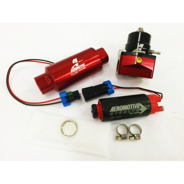 Aeromotive Stealth 340 EFI Kit (Pre Filter, Fuel Pump