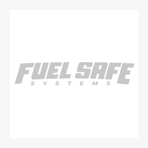 Blank Aluminum Plate - Circular - 5 Bolt (Sending Unit)