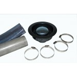 "3"" Recessed Fender Filler Kit -  Includes: RFF300; 2'  filler hose; 2'  alum. tubing and  hose clamps"