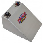 Aluminum can for CB304 wedge cell bladder