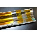 "Heat Safe™ Gold Light, 2 oz / sq yard, .003"" thickness, operating temperature 500(°F), roll width 19.5""."