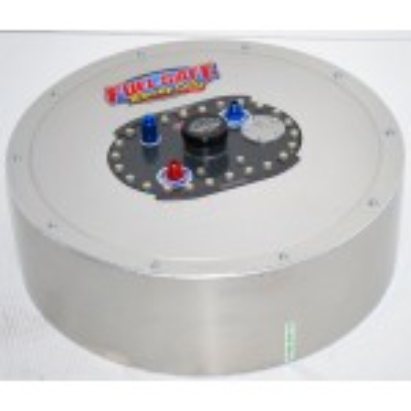 .063 TIG welded aluminum container