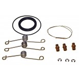 "Dry Break Rebuild Kit (Female) RedHead for 1.75"" Receiver, 1.25 I.D. Bore"