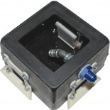 Surge Tank, Specify -6, -8 or -10 Fitting, with 3 Machined Aluminum Doors