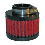 """1"""" Breather filter, UNI in-line air filter"""