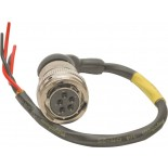Female, 4 Wire Harness (Outside tank - connects to vechile wiring)
