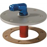 Valve, In-Tank Vent Check -6,  90° w/ Plate, Gasket, & Bolt Kit