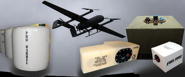 Aircraft Fuel Bladders