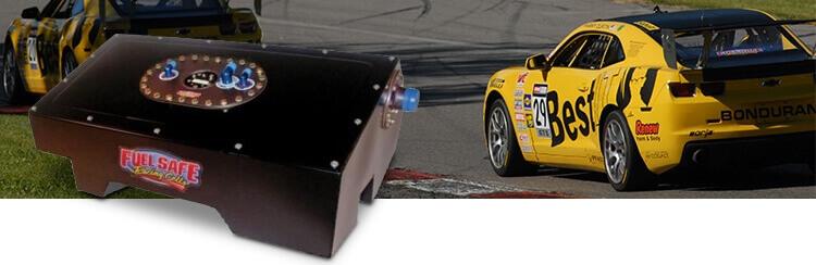 Camaro Fuel Cells