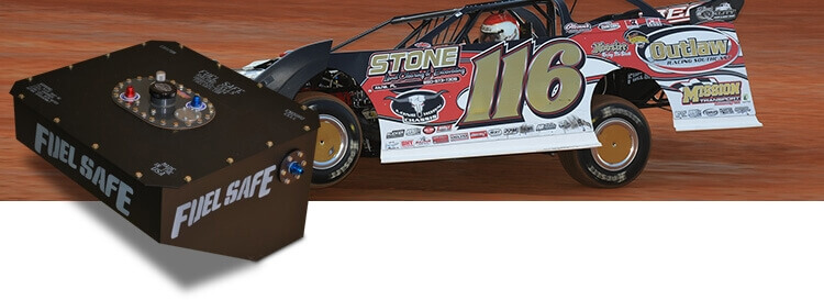 Dirt Late Model Fuel Cells