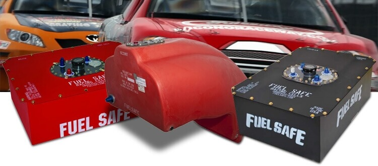 racing fuel cells