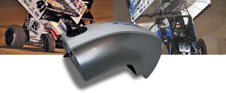 Sprint Car Fuel Cells