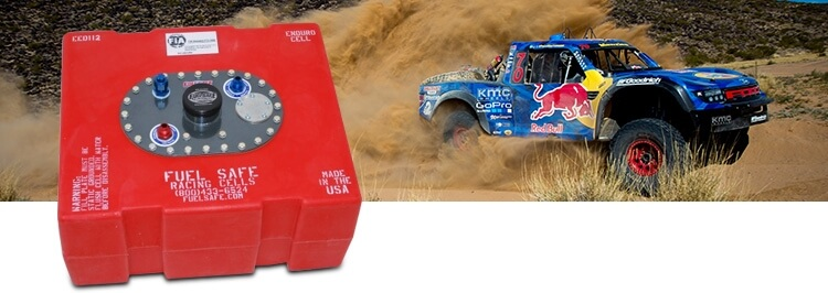 Truck Fuel Cells For Off Road Racing