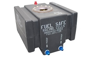 DC105B 5 gallon Fuel Safe Drag Racing Fuel Cell