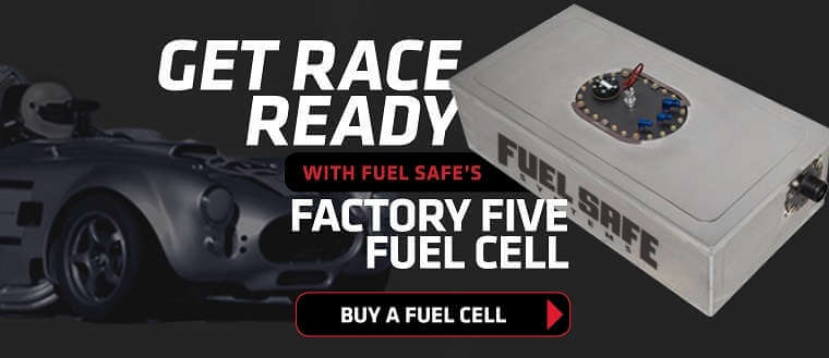 Factory Five Fuel Cell 22-gallon