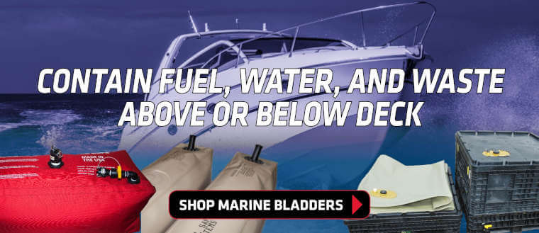Marine Fuel Bladder range extender