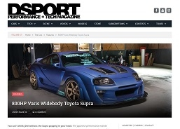 Varis Supra Fuel Cell