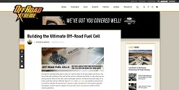 OffRoad Xtreme Off Road Fuel Celll